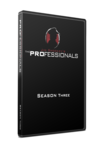 WAS $24.99 The Professionals Season 3