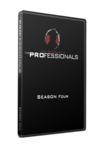WAS $24.99 The Professionals Season 4
