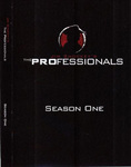WAS $29.95 The Professionals - Season One