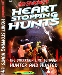 WAS $14.95 Jim Shockey's Heart Stopping Hunts
