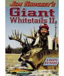 WAS $14.95 Jim Shockey's Giant Whitetails II