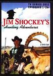 WAS $19.95 Jim Shockey Hunting Adventures 2011 TV Series