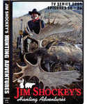 WAS $19.95 Jim Shockey Hunting Adventures 2009 TV Series 14-26