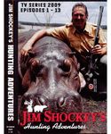 WAS $19.95 Jim Shockey Hunting Adventures 2009 TV Series 1-13