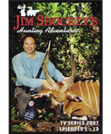 WAS $19.95 Jim Shockey Hunting Adventures TV Series 2007 Episodes 1-13