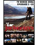 WAS $19.95 Jim Shockeys Hunting Adventures TV Series 2006 DVD (Episodes 1-13)