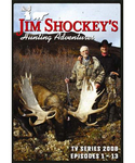 WAS $14.95 Jim Shockey Hunting Adventures TV Series 2008  (episodes 1-13)