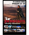WAS $19.95 Jim Shockeys Hunting Adventures TV Series 2006 DVD (Episodes 14-26)