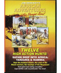 WAS $14.95 African Adventures DVD
