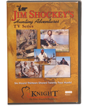 WAS $14.95 Jim Shockeys Hunting Adventures TV Series 2003 DVD