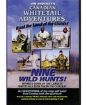 WAS $14.95 Canadian Whitetail Adventures DVD
