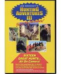 WAS $14.95 Hunting Adventures III DVD