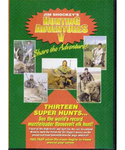 WAS $14.95 Hunting Adventures V DVD